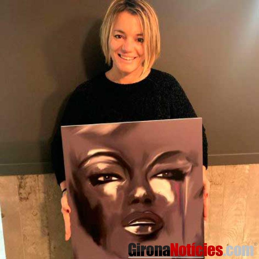 Marina Pey exposa a Llançà