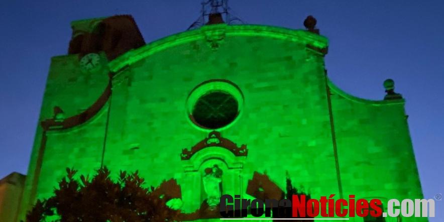 Il.luminació Església Tossa
