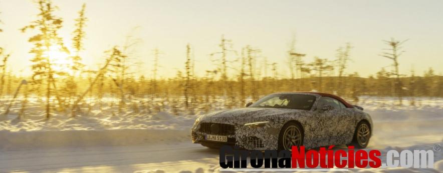alt - Mercedes-AMG SL