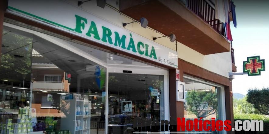 Farmàcia a Banyoles