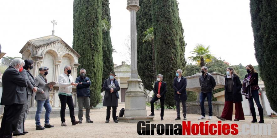 Presentació Cementiri de Girona