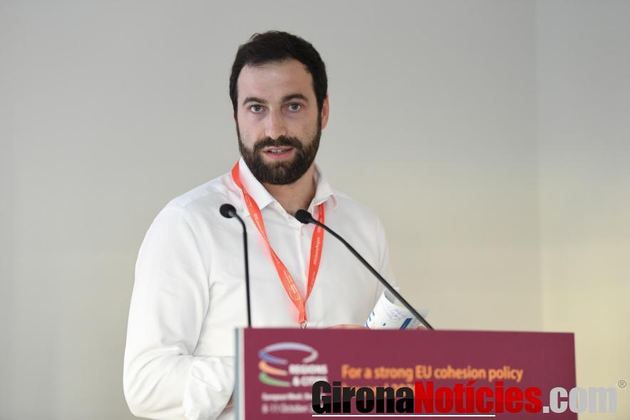Jordi Ayats, director de la Fundació Europace