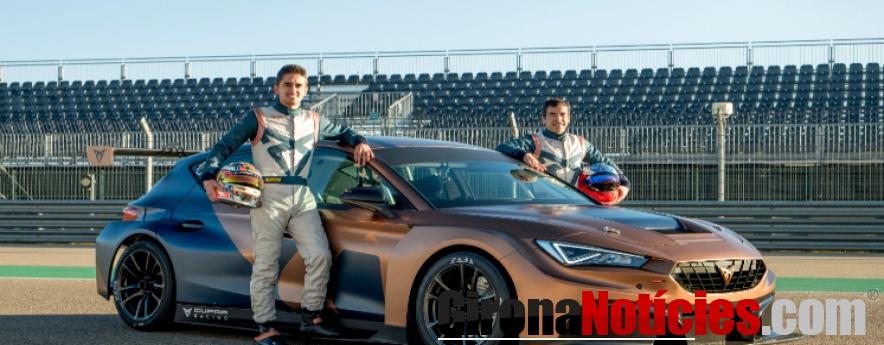 alt - CUPRA disputará el WTCR 2021 con Jordi Gené y Mikel Azcona al volante del CUPRA León Competición