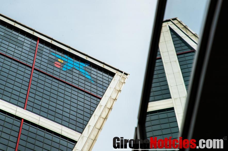 Sede corporativa de CaixaBank en Madrid - Nueva imagen
