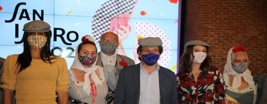 alt - Madrid presenta unas Fiestas de San Isidro bajo todas las medidas sanitarias de seguridad