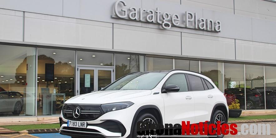 alt - Mercedes-Benz EQA/ El Motor de Girona