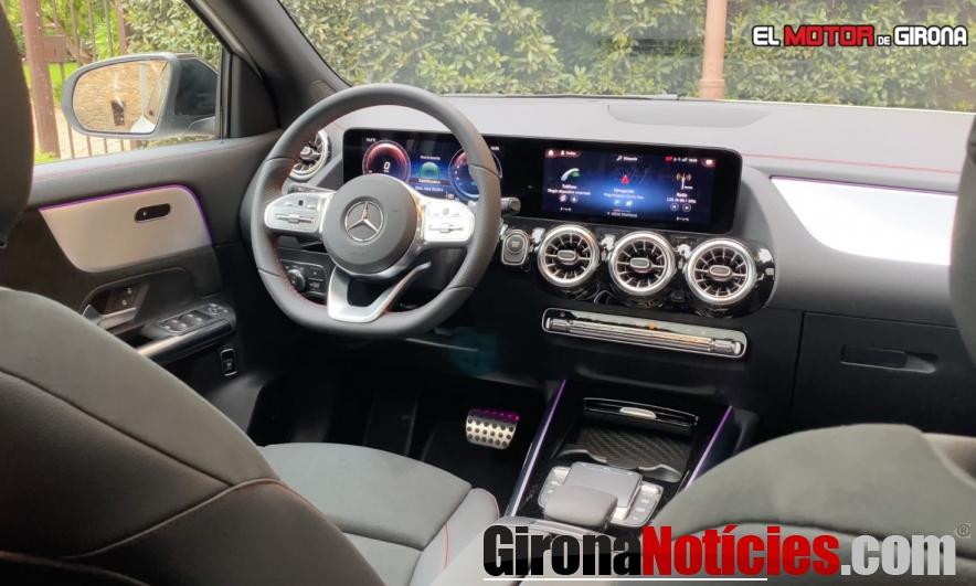 Mercedes-Benz EQA/ El Motor de Girona