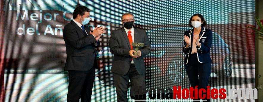 alt - El SEAT León recibe el premio 'ABC Mejor Coche del Año 2021'