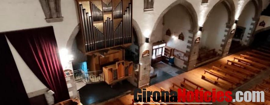 alt - Unió d'esforços per a les millores de l'església de la Mare de Déu dels Àngels de Llívia