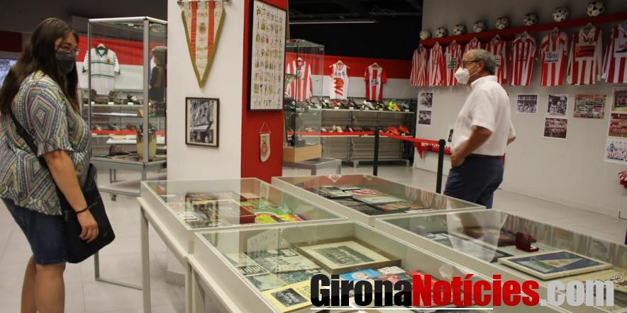 Mostra històrica del Futbol a Girona