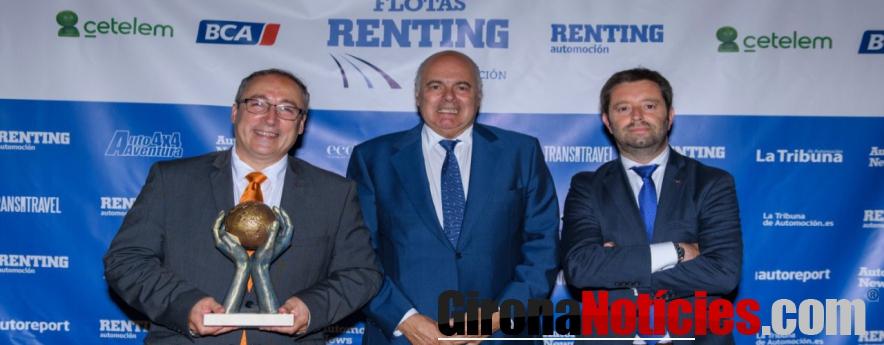 alt - CUPRA Formentor, distinguido con el premio 'Coche del Año de Renting y Flotas 2021'
