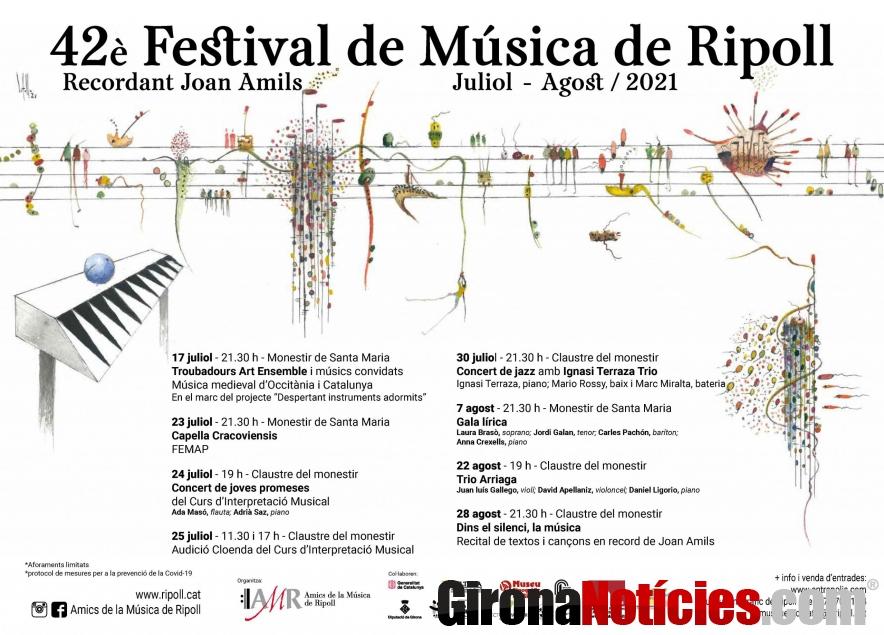 42è Festival de Música de Ripoll
