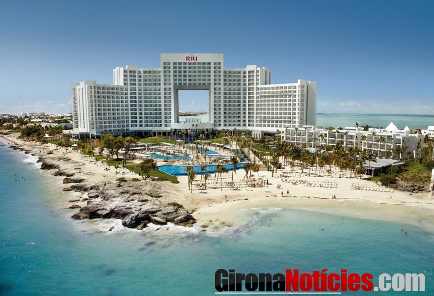 Hotel Riu Palace Peninsula (Cancún)