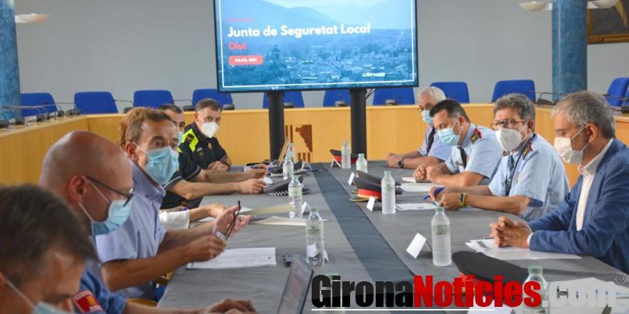 Junta Local de Seguretat