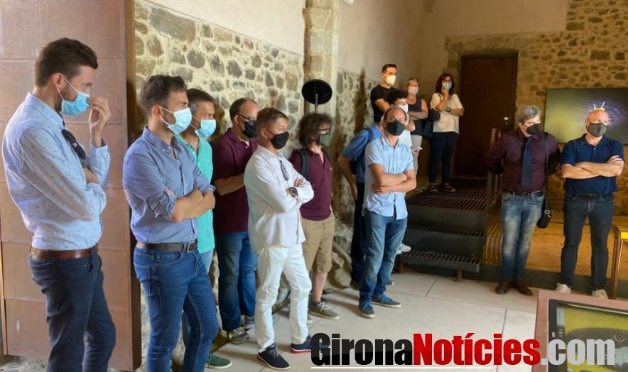 Presentació  del Centre d'Interpretació del Vescomtat de Cabrera