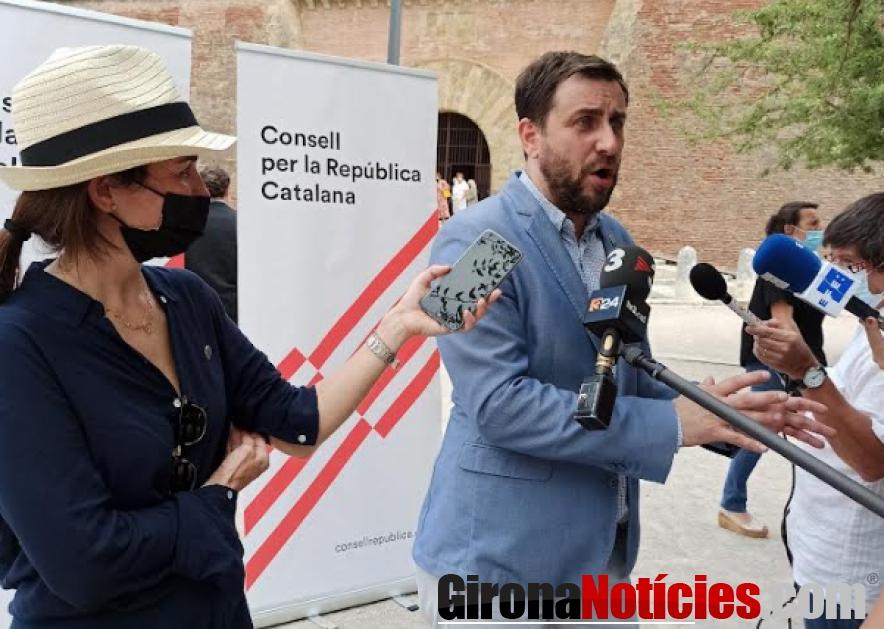 Presentació de la Delegació del Consell per la República de Balears a Perpinyà
