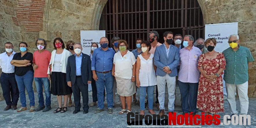 alt - Presentació de la Delegació del Consell per la República de Balears a Perpinyà
