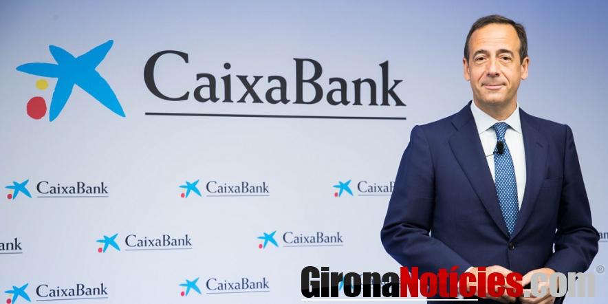 Gonzalo Gortázar, CEO CaixaBank