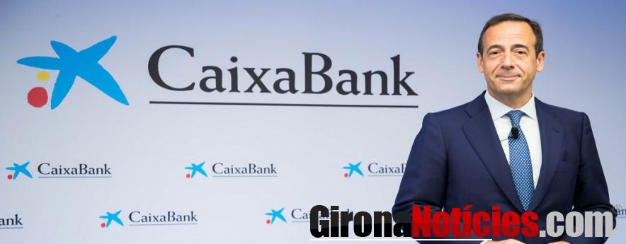 alt - CaixaBank obtiene un beneficio ajustado de 1.278 millones en el primer semestre y aumenta sus objetivos de sinergias