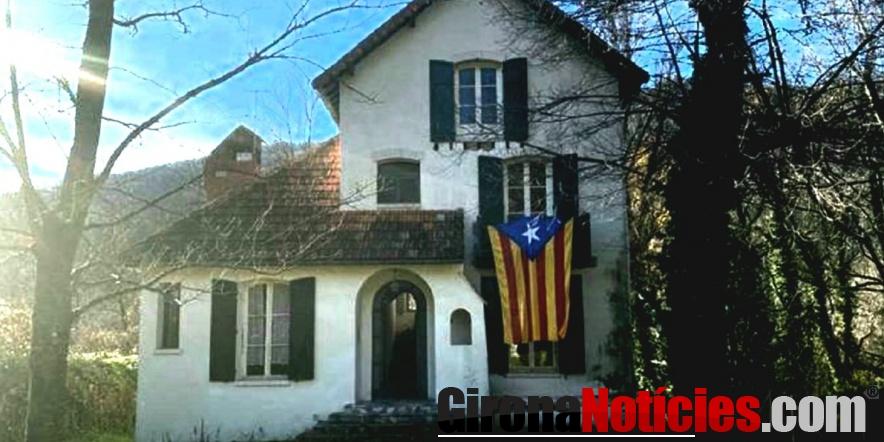 Casa Macià a Prats de Molló