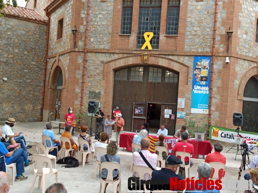 'Hora Solidària' a Alenyà / GN