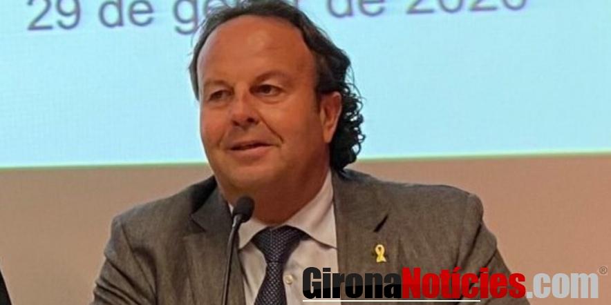 Josep Puigbert, director de la Casa de la Generalitat a Perpinyà