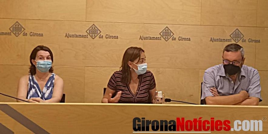 Grup Municipal socialista a l'Ajuntament de Girona
