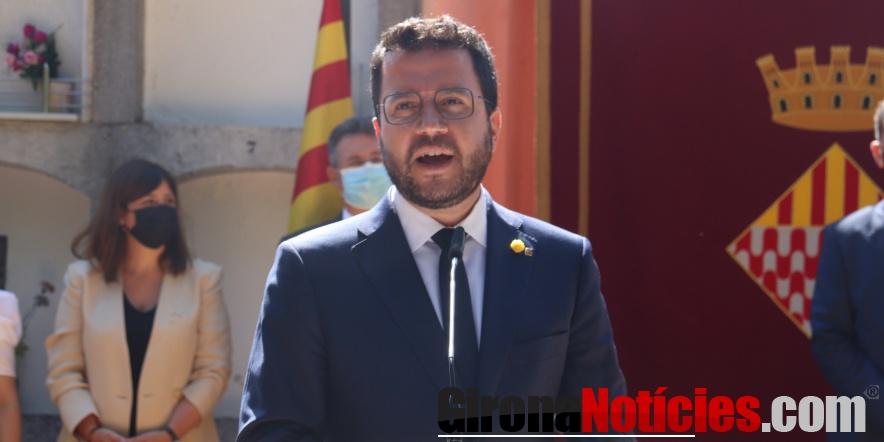 Pere Aragonès / Acn