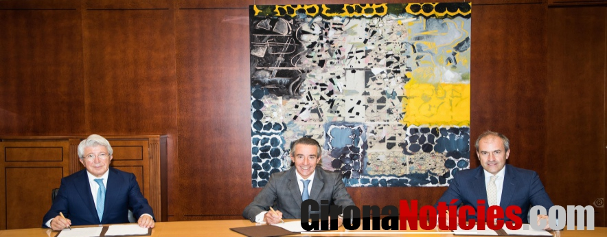 alt - CaixaBank y CREA SGR firman una línea de 100 millones de euros para apoyar al sector cultural, audiovisual y deportivo de toda España