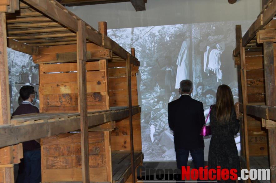 © inauguració la Casa del Patrimoni i la Memòria André-Abet / GN