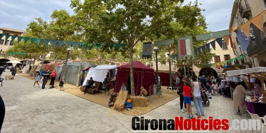 Mercat medieval - Fira Aloja
