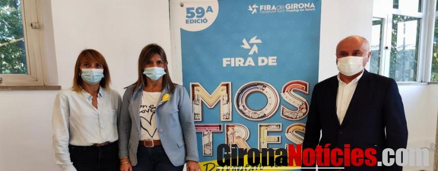 alt - La Fira de Mostres de Girona torna dos anys després amb el 70% d'ocupació i amb una edició híbrida i gratuïta