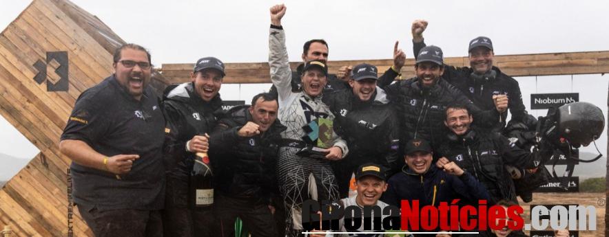 alt - CUPRA logra su primer podio en Extreme E en el Island X Prix de Cerdeña