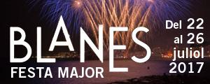 Festa Major e Blanes fins el 27 juilol