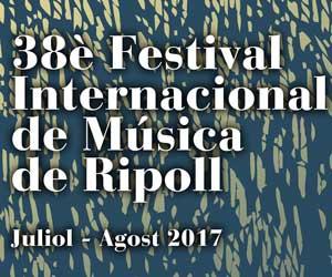 Festival de música a Ripoll fins 26 agost