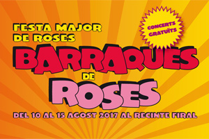 Festa Major Roses fins 15 agost