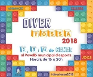 Diver Tossa hasta 5 enero