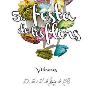 Festa Flors Vidreres
