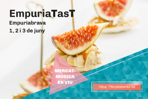 Empuria Tast fins 4 juny