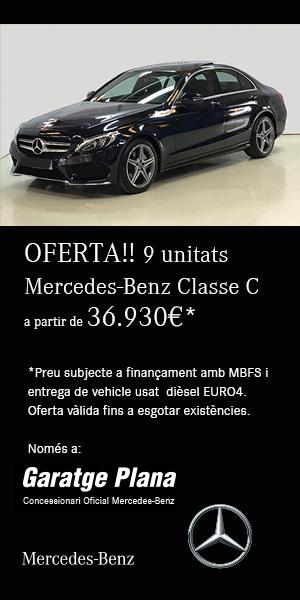 Mercedes Octubre 2018