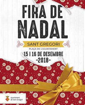 Sant gregori Nadal fins 16 desembre