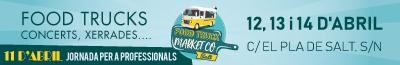Fira de Food Trucks  Salt