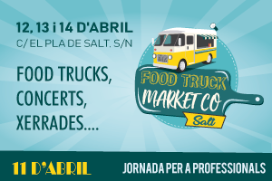 Fira de Food Trucks  Salt
