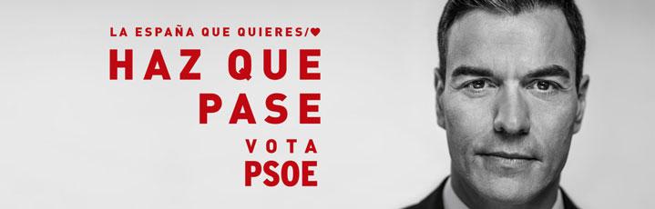 PSOE CAMPAÑA