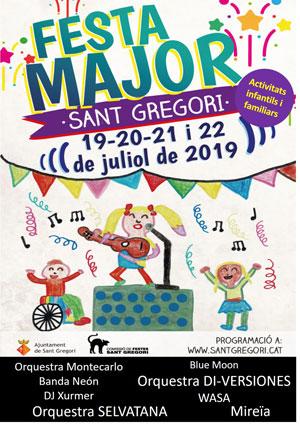 Festa major Sant Gregori